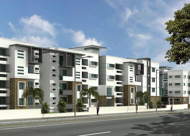 Prestige Silver Crest In Marathahalli Bangalore Buy Sale Apartment Online