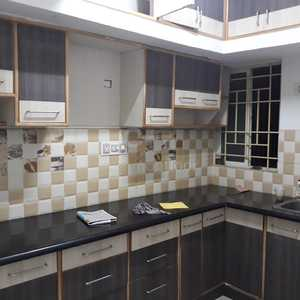 Rent 1 BHK Semi-Furnished Apartment / Flat in Domlur, East ...
