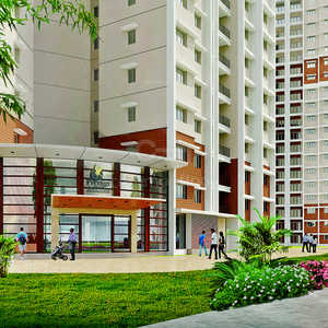 Rent 2 BHK Semi-Furnished Apartment / Flat in Prestige ...